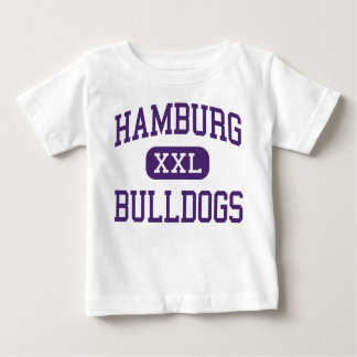 Hamburg - Bulldogs - High - Hamburg New York Baby T-Shirt