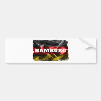 Hamburg Bumper Sticker