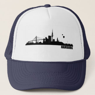 Hamburg City Trucker Hat