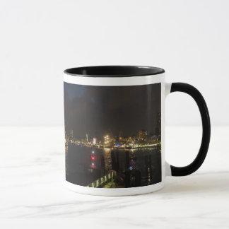 Hamburg cruise ship mug
