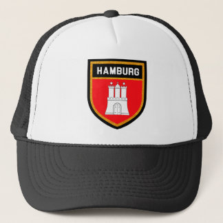 Hamburg Flag Trucker Hat