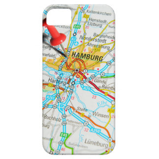 Hamburg, Germany Case For The iPhone 5