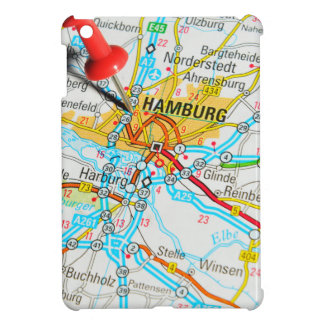 Hamburg, Germany Cover For The iPad Mini