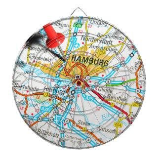 Hamburg, Germany Dartboard