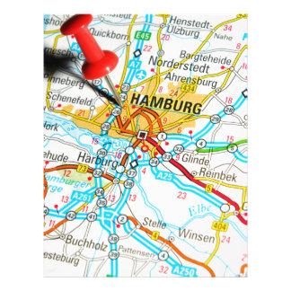 Hamburg, Germany Letterhead