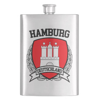 Hamburg Hip Flask