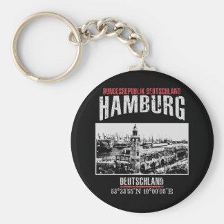 Hamburg Keychain