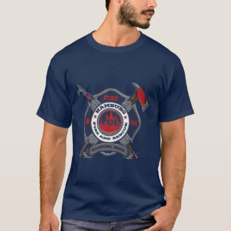Hamburg, Minn Fire Dept. T-Shirt