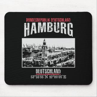 Hamburg Mouse Pad