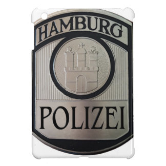 Hamburg Polizei iPad Mini Case