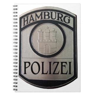 Hamburg Polizei Notebook