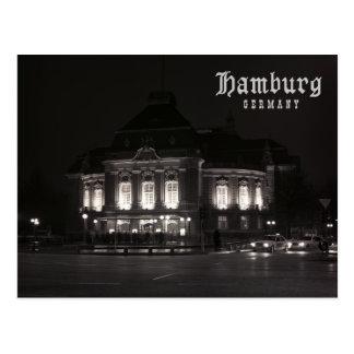 Hamburg Postcard