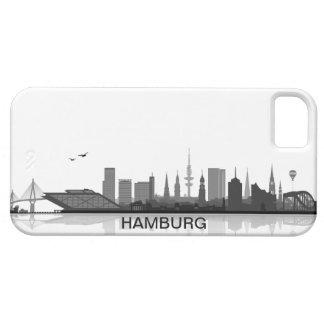 Hamburg skyline iPhone 5 sleeve/Case Case For The iPhone 5