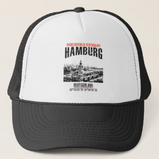 Hamburg Trucker Hat
