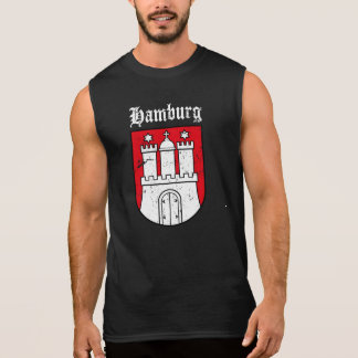 Hamburg Wappen Sleeveless Shirt