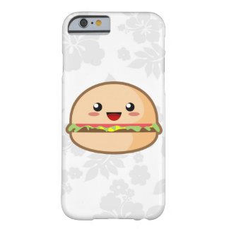 Hamburger Barely There iPhone 6 Case