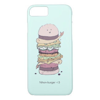 Hamburger Cell Phone Case