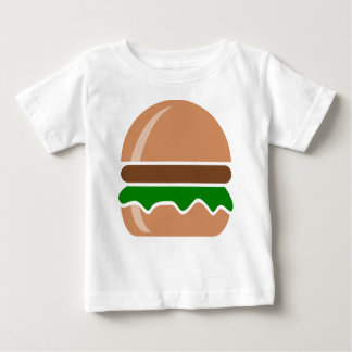 Hamburger fast food a sandwich baby T-Shirt
