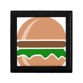 hamburger fast food a sandwich gift box