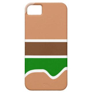 Hamburger fast food a sandwich iPhone 5 case