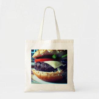 Hamburger-in-a-Bag Tote Bag