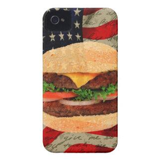 Hamburger iPhone 4 Case
