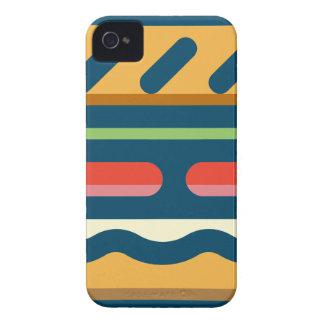 Hamburger iPhone 4 Cover