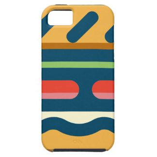 Hamburger iPhone 5 Case