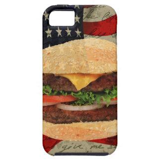 Hamburger iPhone 5 Covers