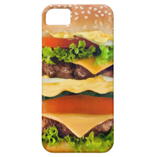 Hamburger iPhone 5 Covers