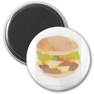 hamburgerA Magnet