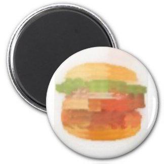 hamburgerB Magnet