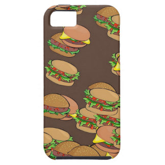 Hamburgers And Cheeseburgers Case For The iPhone 5