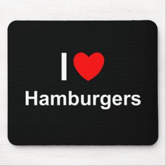 Hamburgers Mouse Pad