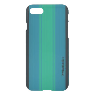HAMbWG 6/6s Clearly™ Deflector Case - Teal Blue