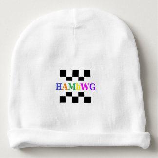 HAMbWG - Baby Beanie - Checker