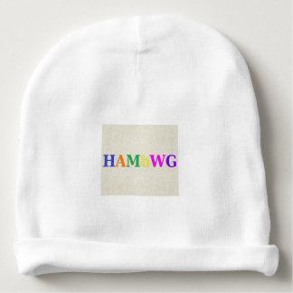 HAMbWG - Baby Beanie - Creme