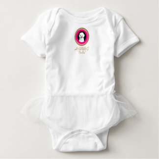 HAMbWG Baby Girl Tutu , T or Bodysuit - Bella