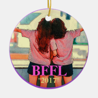HAMbWG - BFFL Ornament