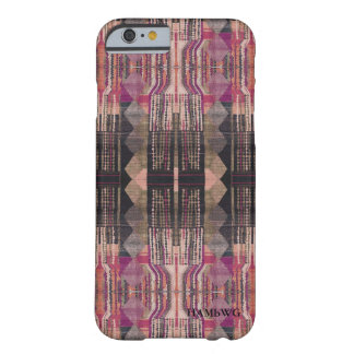 HAMbWG - Bohemian Pink Black Olive Cell Phone Case