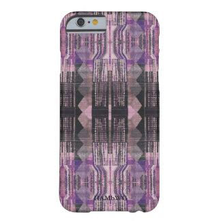 HAMbWG - Cell phone case - Purple Moroccan