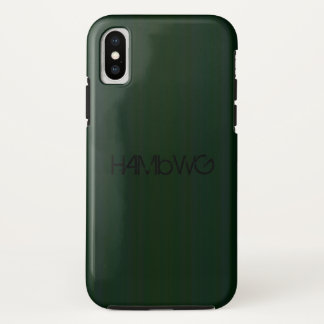 HAMbWG - Cell Phone Cases - Leaf Green