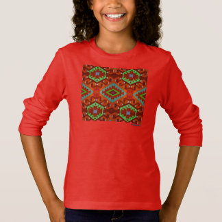 HAMbWG - Children's Sweatshirt  - Red Hipster