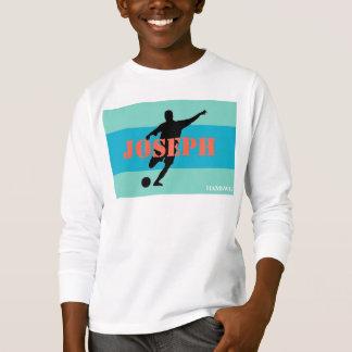 HAMbWG - Children's  T Shirt - Aqua Bands