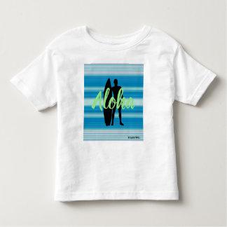 HAMbWG - Children's  T Shirt - Aqua Gradients