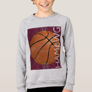 HAMbWG - Children's  T Shirt - basketball