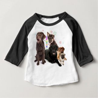 HAMbWG Children's T-Shirt - HAMbWG Pups
