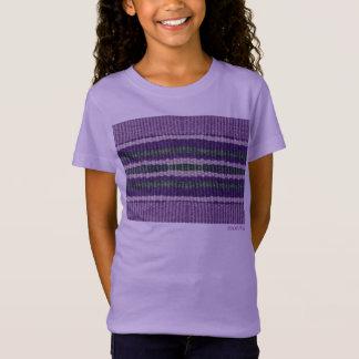 HAMbWG - Children's  T Shirt - Hipster Purple