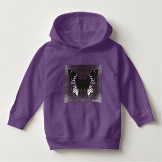 HAMbWG - Children's  T Shirt - Purple Butterfly