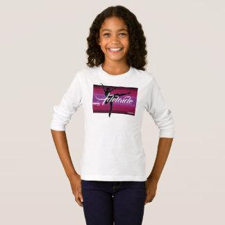 HAMbWG - Children's  T Shirt - Raspberry Ballerina